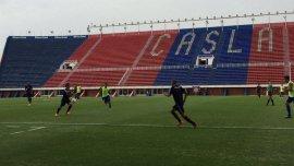 El primer partido entre San Lorenzo y Tigre finalizó 1-1 en el Nuevo Gasómetro