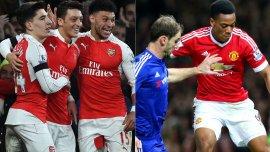 Arsenal-Bournemouth y Chelsea-Manchester United para cerrar la Fecha 25