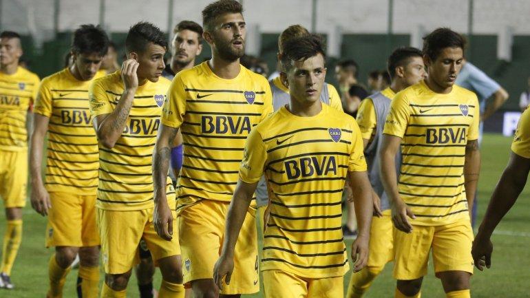 Hoy todos somos de Atlético de Tucuman! #AdiosVasco!
