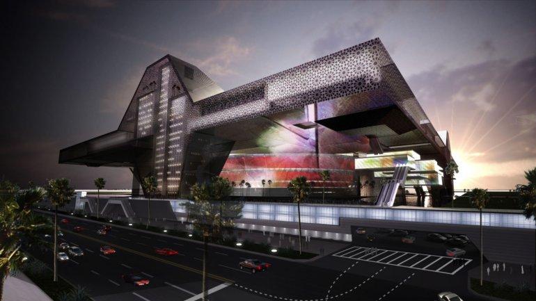 El Estadio Ciudad Deportiva es uno de los proyectos para el Mundial 2022