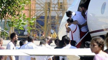 Así llegó Patricio Toranzo al país tras el accidente