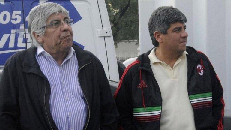 La familia Moyano pisa fuerte en Independiente