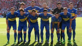 Los jugadores de Boca, los culpables del mal momento para el público