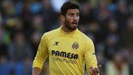 El alto nivel en Villarreal llevó a Mateo Musacchio a la Selección