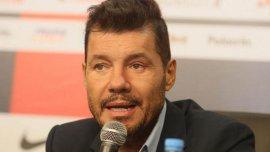 Marcelo Tinelli no competirá en los comicios por la presidencia de la AFA