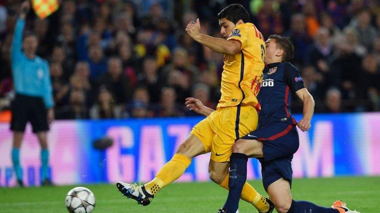 Barcelona 2 - 1 Atlético Madrid (Final) Doblete de Suarez