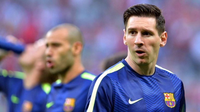 Messi vuelve a ser el mejor jugador pago