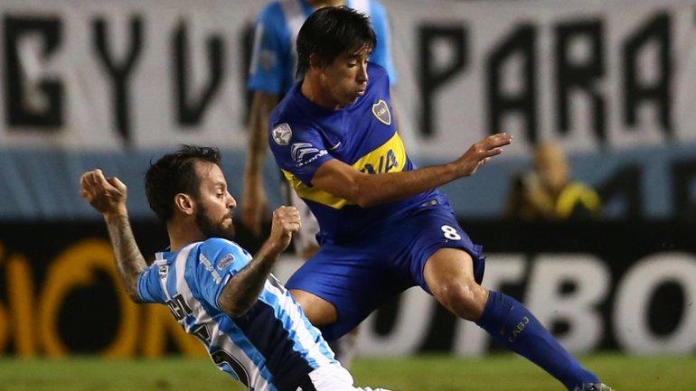 Racing 0 - 1 Boca [Copa Libertadores]