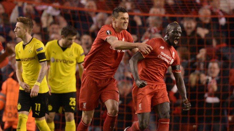 Partido histórico: Liverpool 4 - 3 Borussia [Europa League]