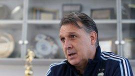 Gerardo Martino, con muchos desafíos por delante en la Selección