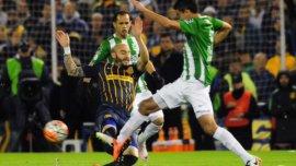 El momento de la lesión de Pinola ante Aguilar