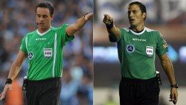 Patricio Loustau y Mauro Vigliano, a los partidos más importantes del fin de semana