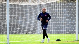 Juan Mercier se ganó la titularidad en San Lorenzo