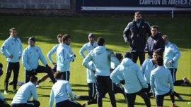 San Lorenzo, preparado para el último partido del campeonato