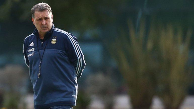 La Selección ya piensa en salir campeón de la Copa América