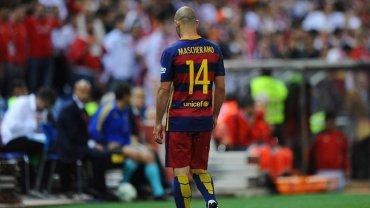 Javier Mascherano tendría las horas contadas como jugador del Barcelona