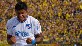 Diego Polenta, el capitán y referente de Nacional que quiere River