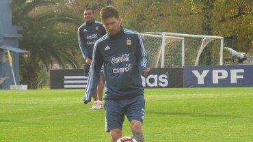 Lionel Messi, otra vez la principal esperanza de la Selección