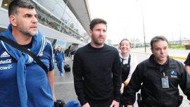 Lionel Messi en Rosario, entre el conflicto con el Fisco de España y el viaje a la Copa América