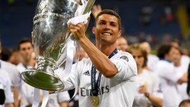 Cristiano Ronaldo, nuevamente Rey de Europa