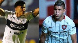 Walter Bou y Tito Villalba, cerca de jugar en Boca