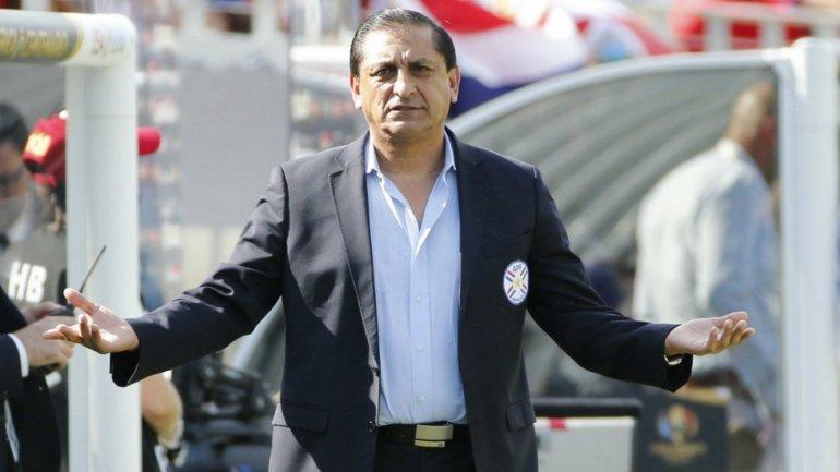 A Ramón Díaz no le gustó nada el horario del partido de Paraguay ante Costa Rica